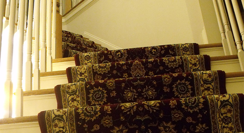 stair - Budget Improvements: Three Simple and Cost Effective Ways to Elevate Your Home